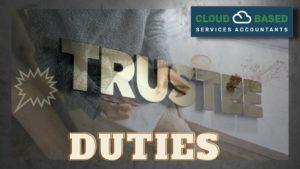 Trustee Duties Picture